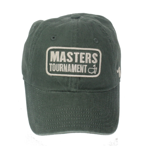 2016 Masters Green Vintage Caddy Hat