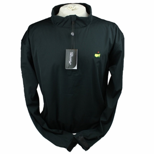 Masters Lightweight Black Performance Windshirt