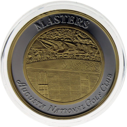 2018 Masters Tournament Collectors Coin