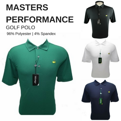 Masters Tech Polo *4 Color Options