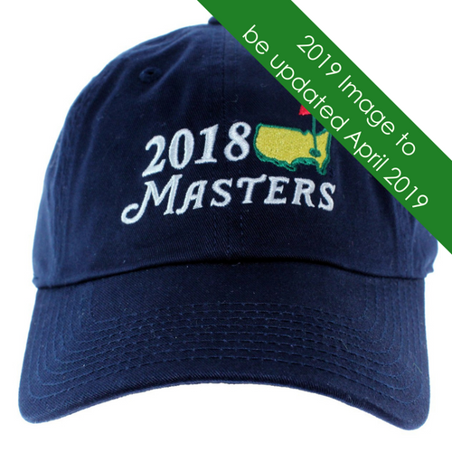 76d0a08afd7 2016 Masters Navy Vintage Caddy Hat