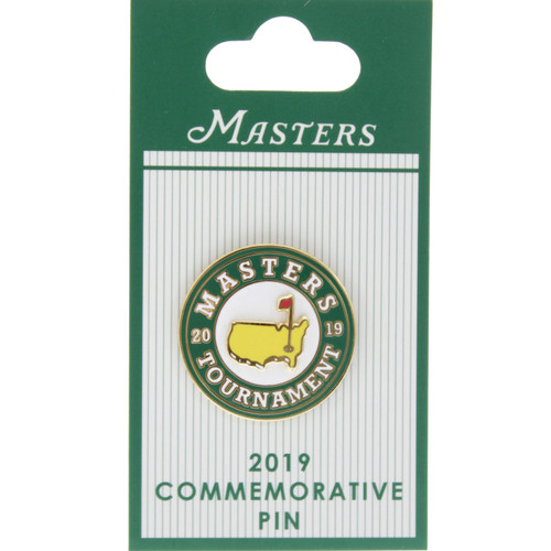 2019 Masters Commemorative Pin