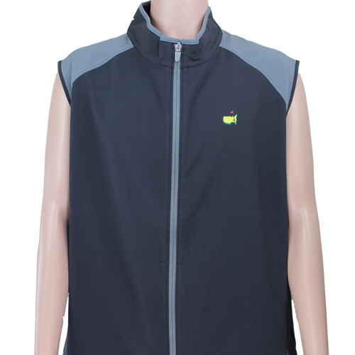 Masters Peter Millar Clubhouse Black Performance Tech Vest