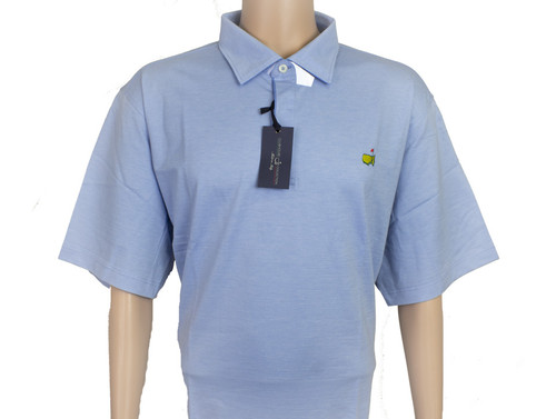 Masters Clubhouse Collection Light Blue Polo