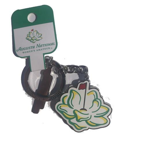 Augusta National Women's Amateur Commemorative Key Chain