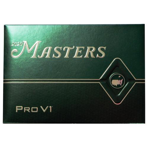 2020 Masters Golf Balls - Dozen - Pro V1