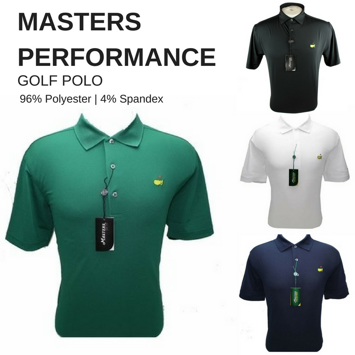 Masters Tech Polo *4 Color Options