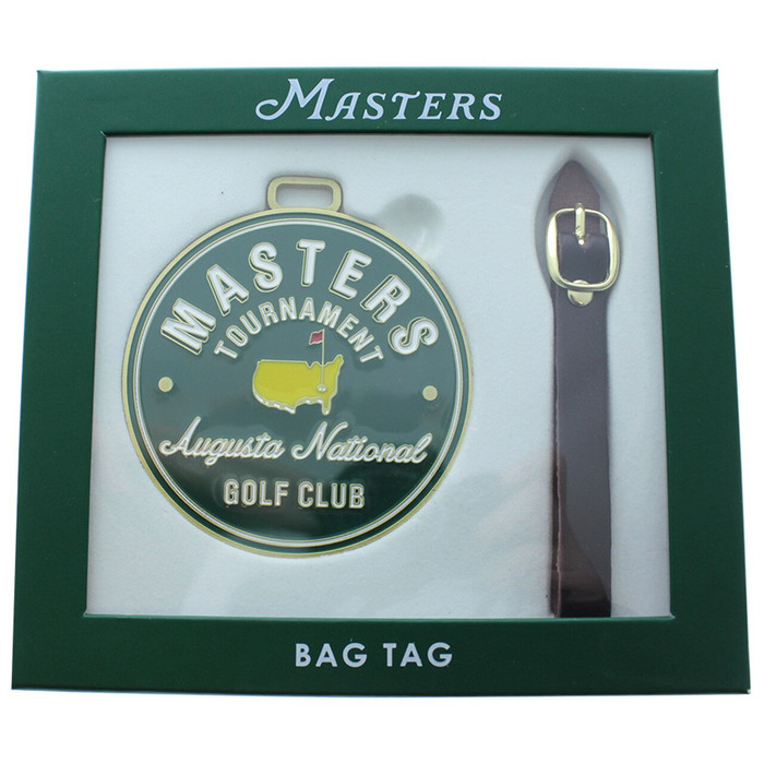 2019 Masters Bag Tag