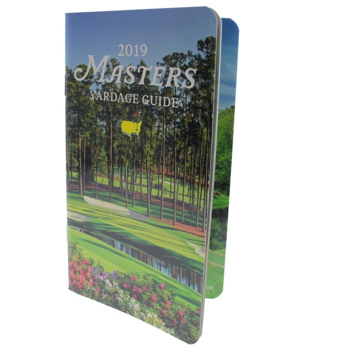 2019 Masters Yardage Guide