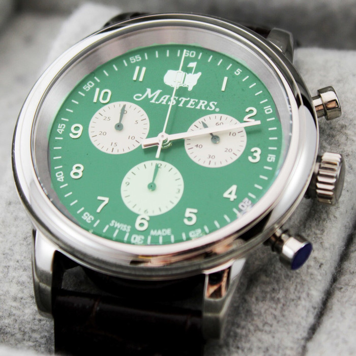 Limited Edition Masters Tournament Watch - 2019 Version