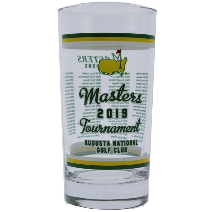 2019 Masters 13 oz Commemorative Glass