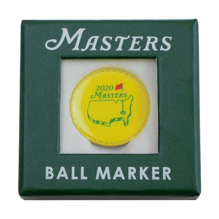 2020 Masters Ball Marker