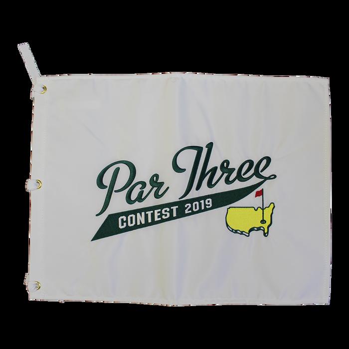 2020 Masters Par 3 Pin Flag