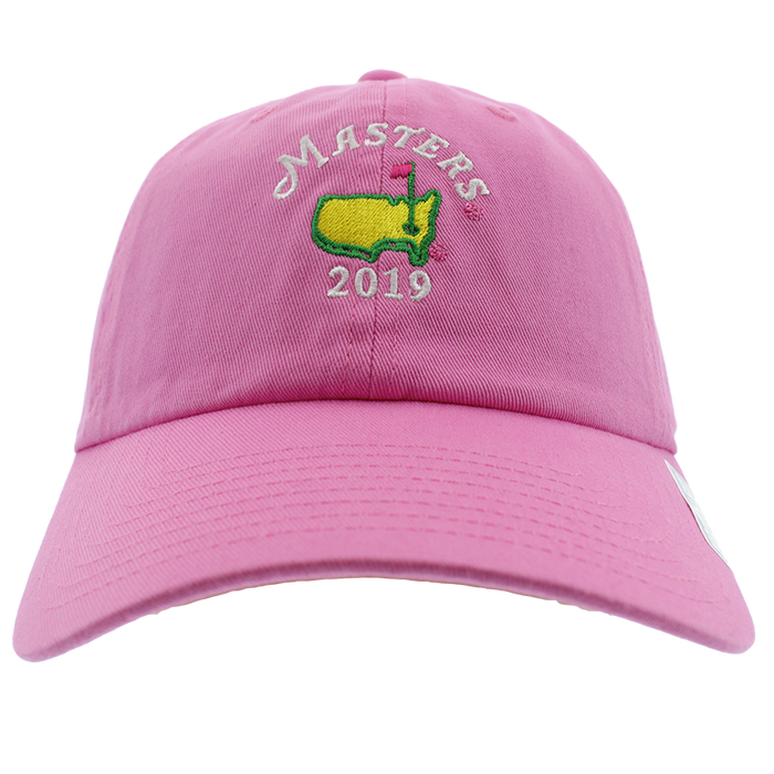 2020 Dated Ladies Masters Pink Caddy Hat