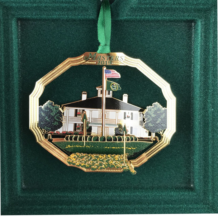 Masters 2020 Holiday Ornament