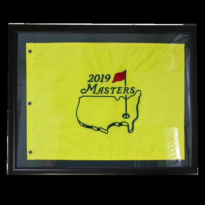2020 Framed Masters Flag