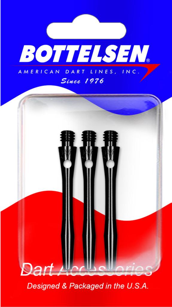 Black Short Anodized Aluminum Shaft (2BA) 31311-1