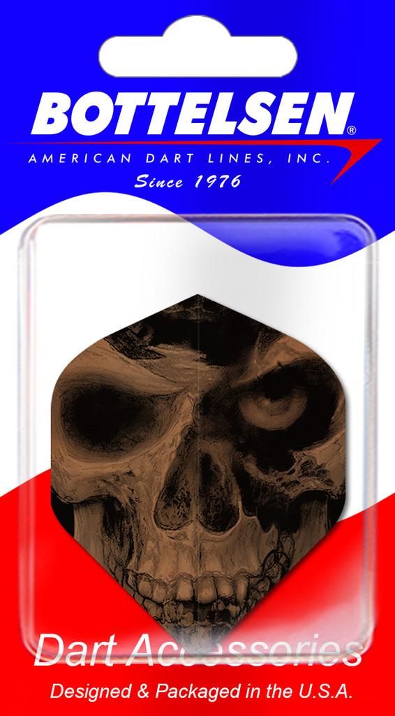 Skull Series 16 Standard Flights (1 Set)