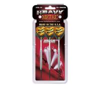 Heavy Metal™ 90% Tungsten Steel Tip 25HM3 (25 Gram)
