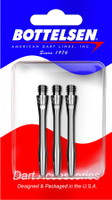 Silver Short Aluminum Shafts (2BA) 31318-1