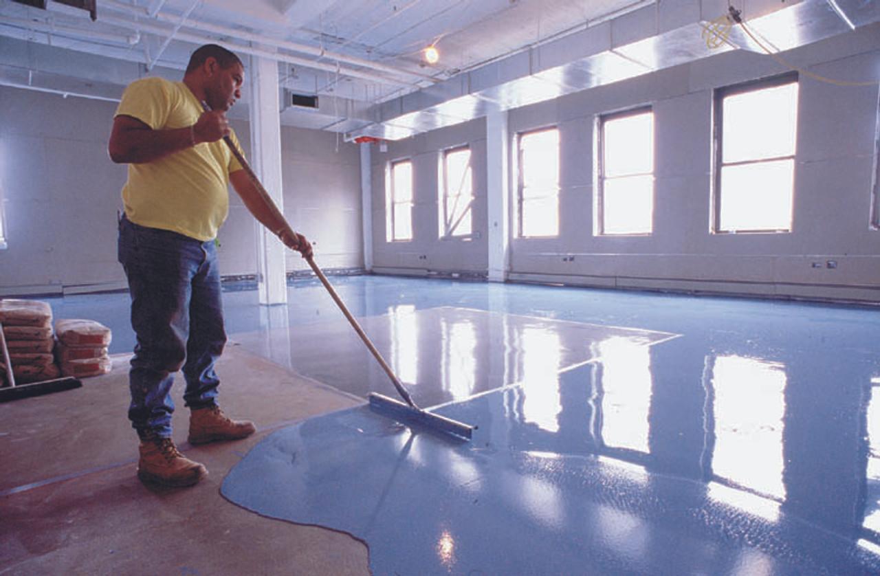 pourable epoxy coating pour  walk garon products