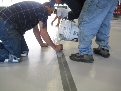 Pourable Expansion Joint Filler - JOINT GUARD™