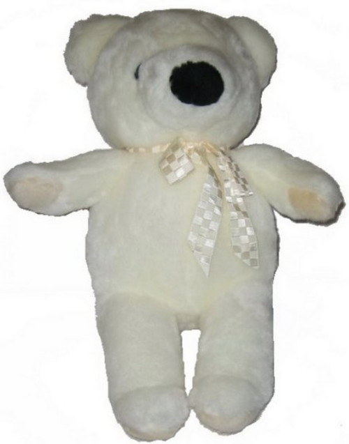 Japanese Stuffed 14-inch Bear Plush GE-7002
