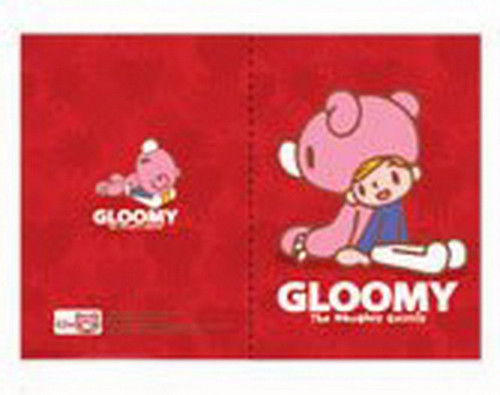 Gloomy Bear Greeting Card MC1003
