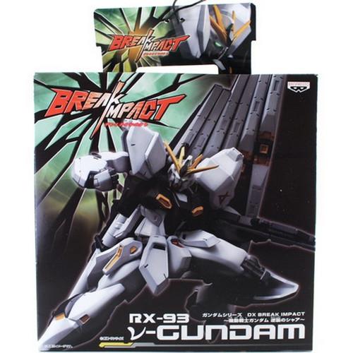 Gundam DX Break Impact RX-93 Banpresto Japan PVC Figure 46751