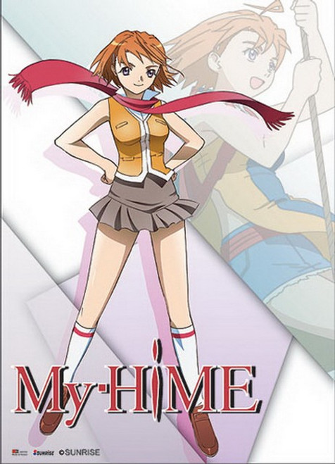My Hime Mai Cloth Wall Scroll Poster 9790