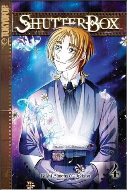 ShutterBox Volume 4 Anime TokyoPop Paperback Book