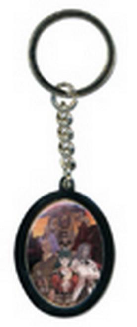 Samurai 7 Metal Keychain 3735