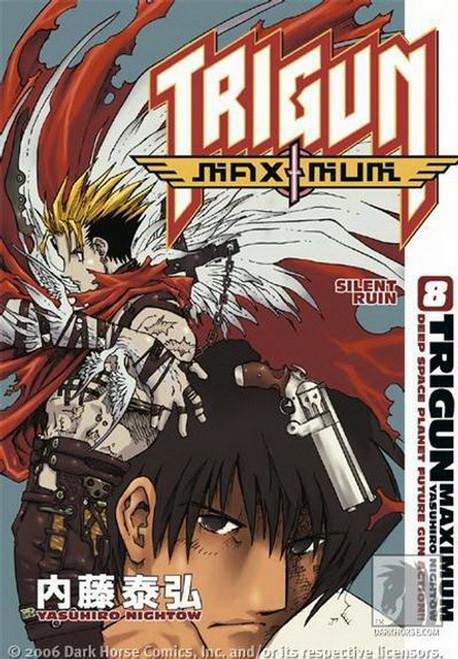 Trigun Vol. 8 Silent Ruin Book 74522