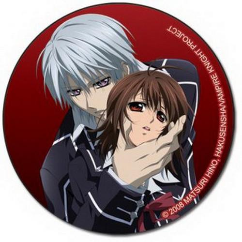 Vampire Knight Zero and Yuki Button GE-6750