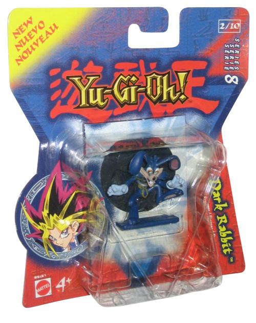 Yu-Gi-Oh! Dark Rabbit Series 8 Mattel Anime Action Figure