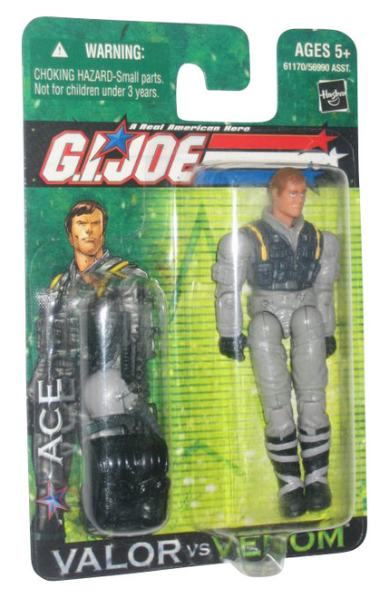 GI Joe A Real American Hero Ace Fighter Pilot Action Figure
