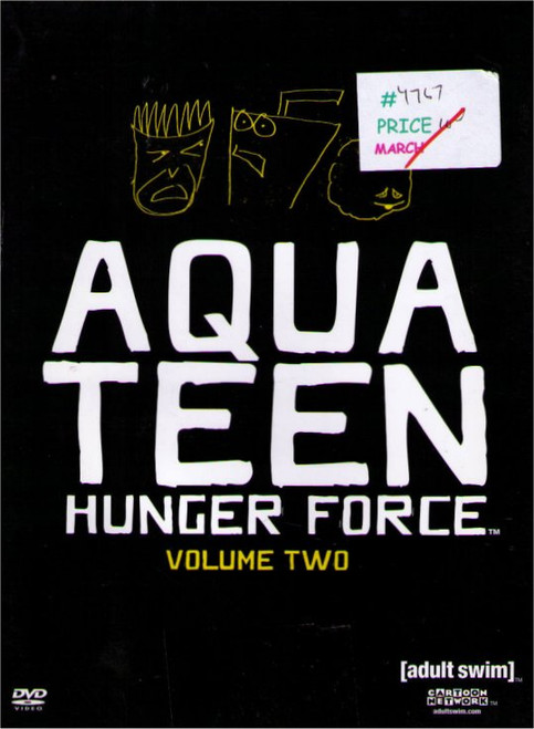 Aqua Teen Hunger Force - Volume Two (2004) DVD Box Set