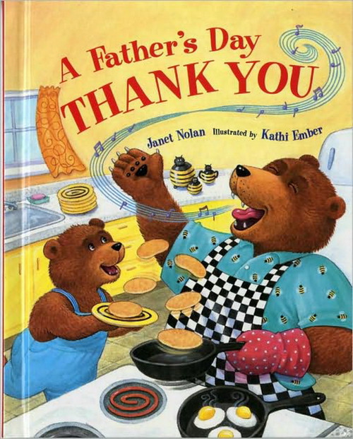 A Father's Day Thank You Bears Book