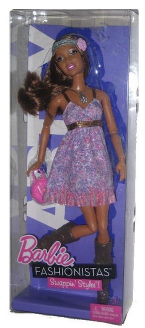Barbie Fashionistas Artsy Doll
