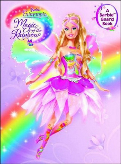 Barbie The Magic of the Rainbow Board Book