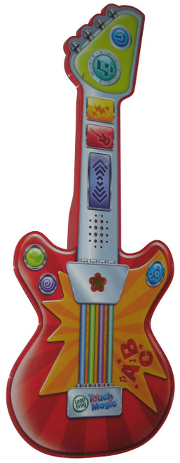 LeapFrog Touch Kids Magic Rockin' Music Guitar Childrens Toy
