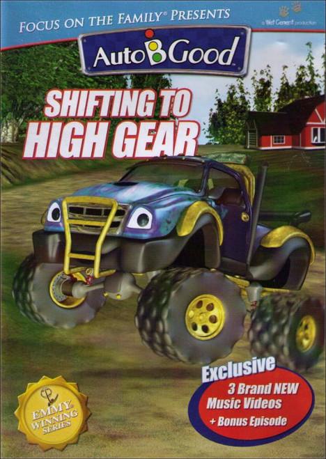 Auto B Good Shifting To High Gear Kids Family Music DVD