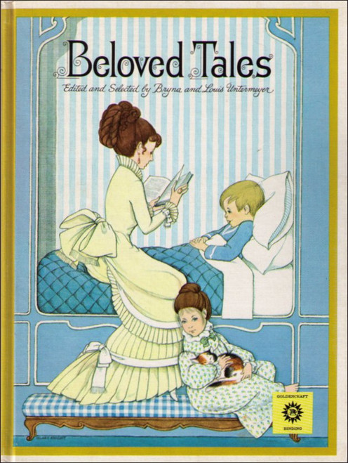 Beloved Tales Vol. 2 Vintage (1962) Hardcover Book (The Golden Treasury of Children's Literature)