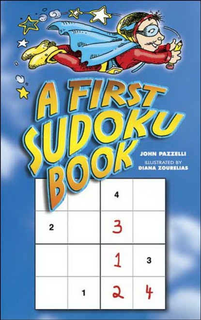 A First Sudoku Puzzle Activity Book 50740