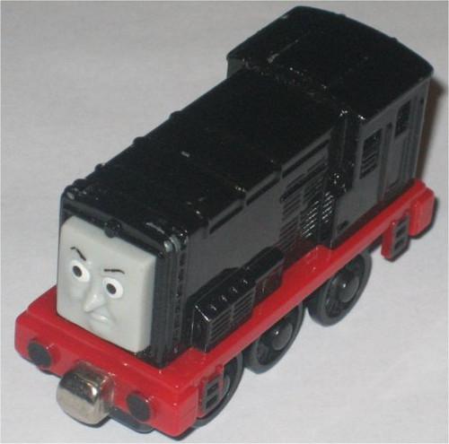 Thomas The Tank Engine Gullane (2005) Diesel - Learning Curve (Magnetic Metal Die-Cast)