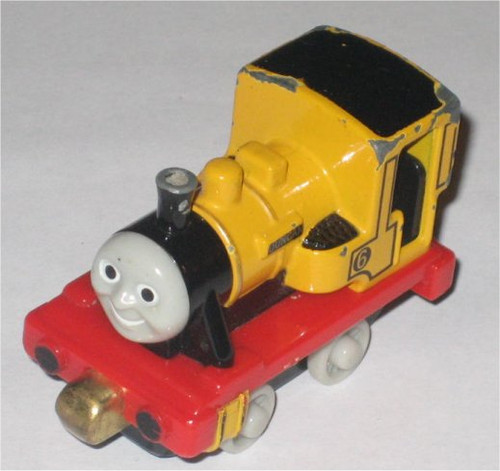 Thomas The Tank Engine Gullane (2008) Duncan - Learning Curve (Magnetic Metal Die-Cast)