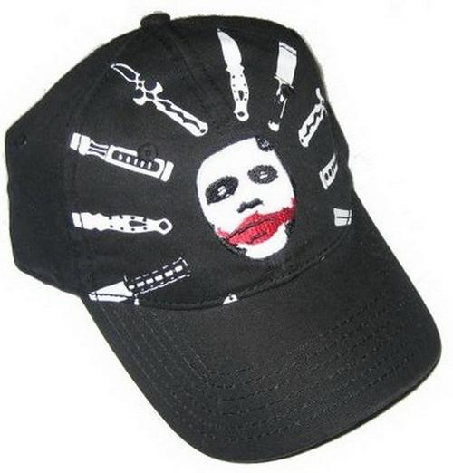 DC Comics Batman Joker Weapon of Choice Hat EMBT2257