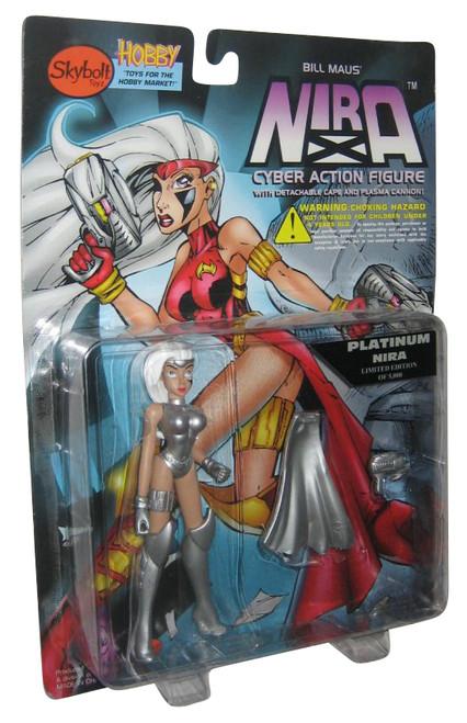 Nira Platinum X Series 1 Bill Maus SkyBolt Toyz Cyber Action Figure