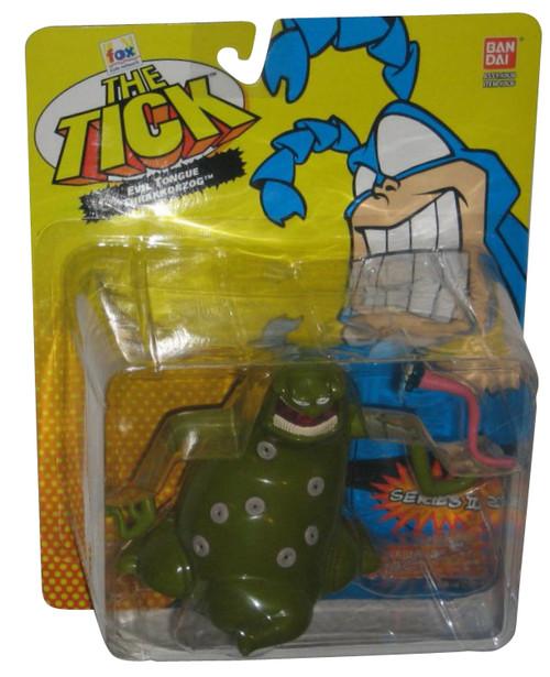 The Tick Evil Tongue Thrakkorzog Bandai Series 2 Action Figure