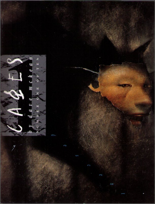 Cages No. 1 Paperback Book - (Dave McKean)